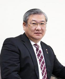 代表取締役畠山